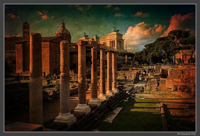 Roma_Forum_Italia
