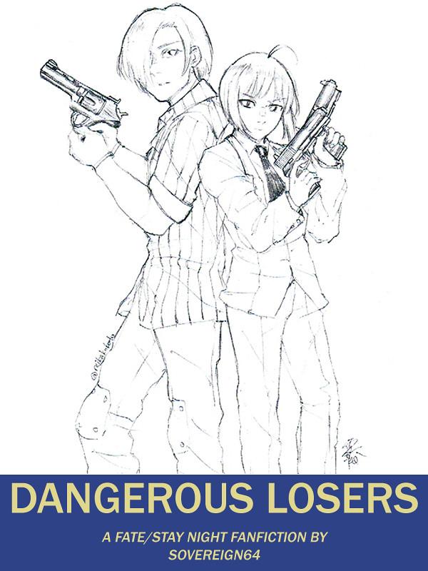 Dangerous Losers Cover 2