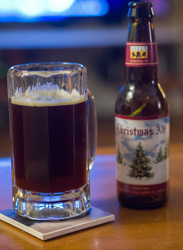 Christmas Ale, by the light of the NFL