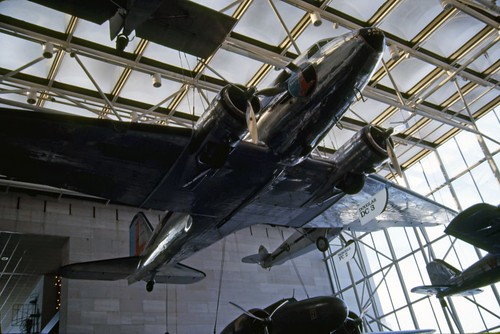 DC-3, Smithsonian - 1983