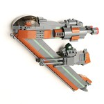 Dorn-Wing Starfighter