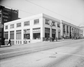 City Light Building, 1936