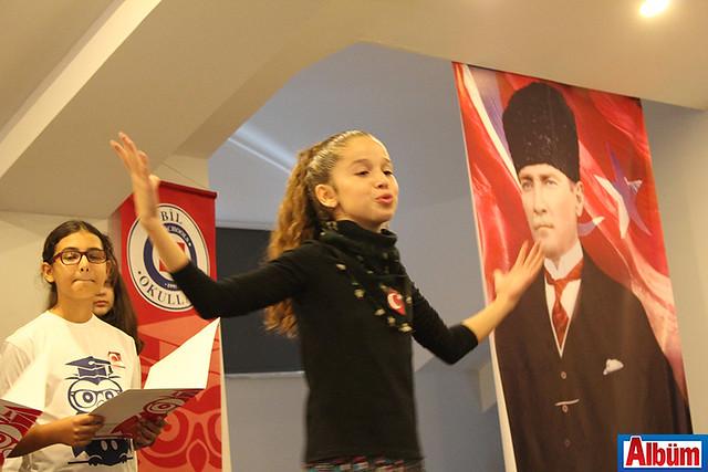 Alanya Bil Okulları 29 Ekim kutlama -2