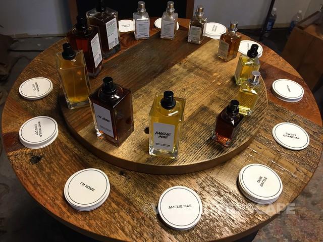LUSH Gorilla Gallery Perfumes-2