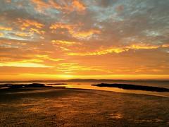 Sunsets, Sunrises and Mist
