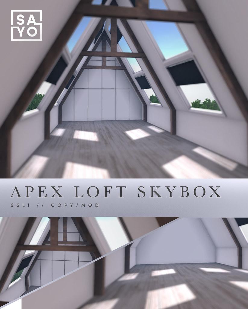 SAYO - Apex Loft Skybox @ Kustom9 - TeleportHub.com Live!
