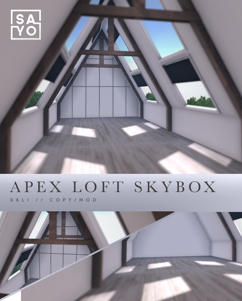 SAYO – Apex Loft Skybox @ Kustom9