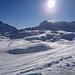 Pohled na sjezdovku č.4 a LD Wetterwandeck