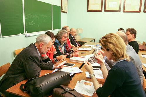 Окт 26 2017 - 16:45 - Круглый стол «Октябрь 1917 года: уроки и размышления». Фото Д.С. Дядьковой.
