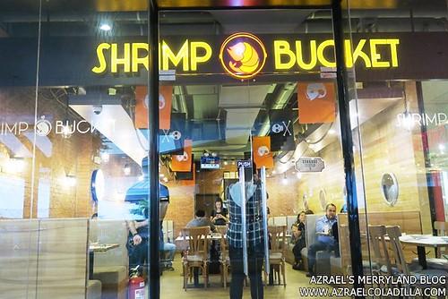 Shrimp Bucket Entrance