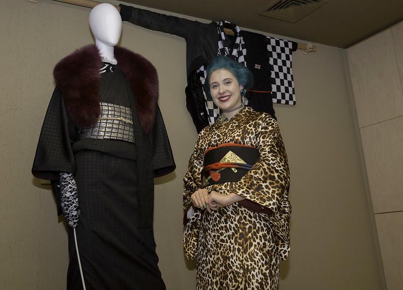 Fudangi kimono in NYC