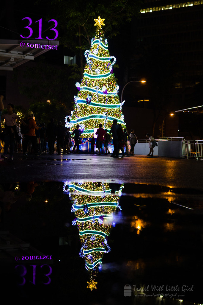 Christmas Tree at 313 Shopping Mall (Outdoor)