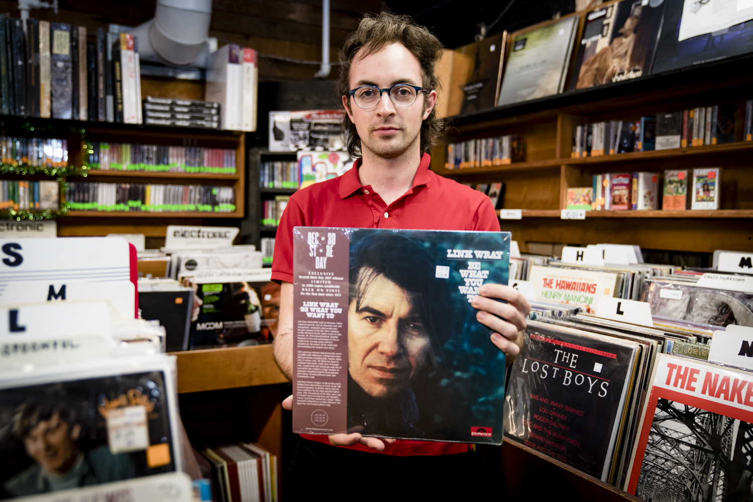 Record Shopping with Rips