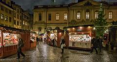 Christmas market, Stortorget, Stockholm