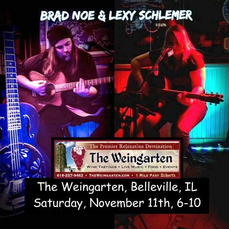 Brad Noe & Lexy Schlemer 11-11-17