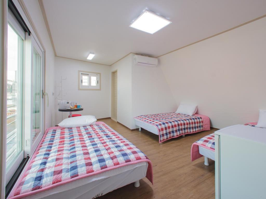 Korea hostel