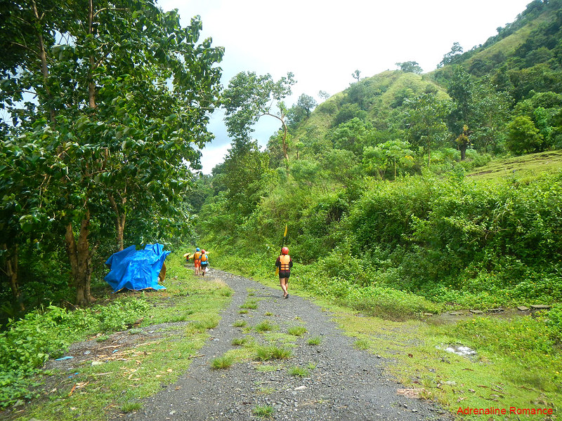 Short Walk to Tibiao River