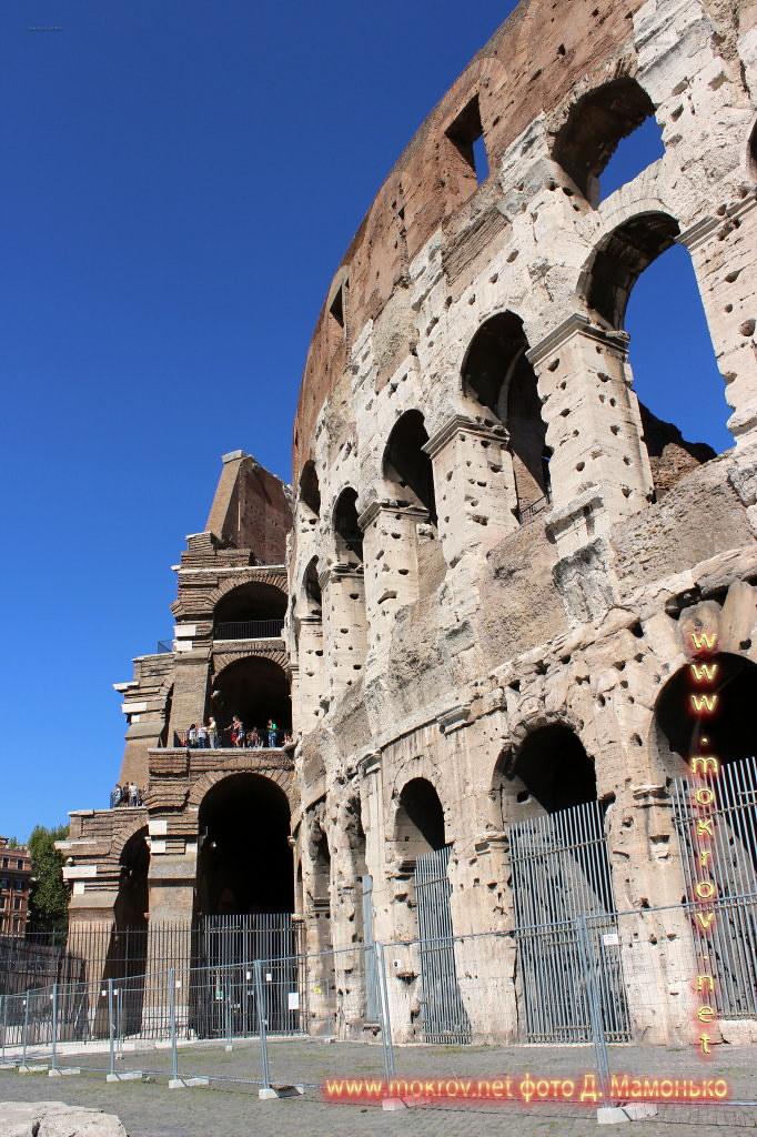 Рим — столица Италии сделанные как днем, так и вечером