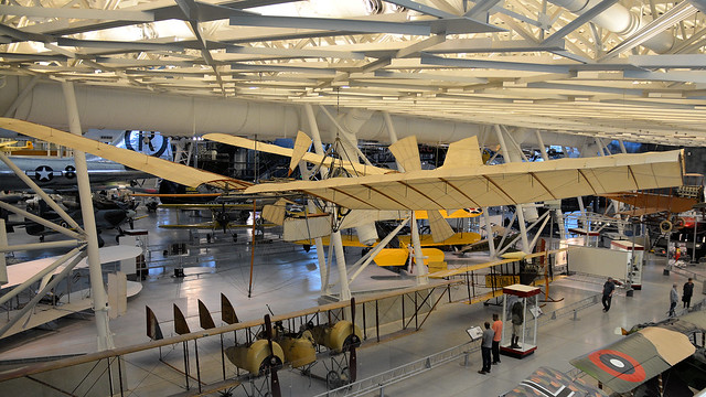 Langley Aerodrome A Replica