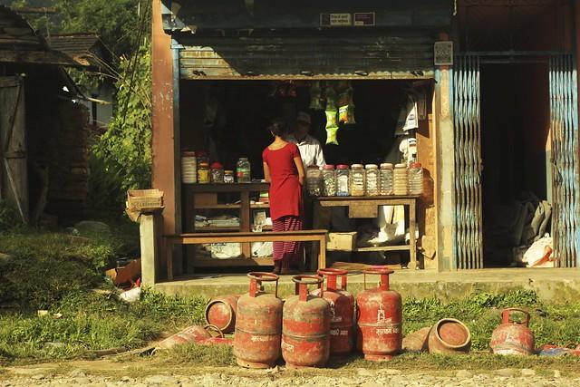 Nepal, Lahachowk, 2014