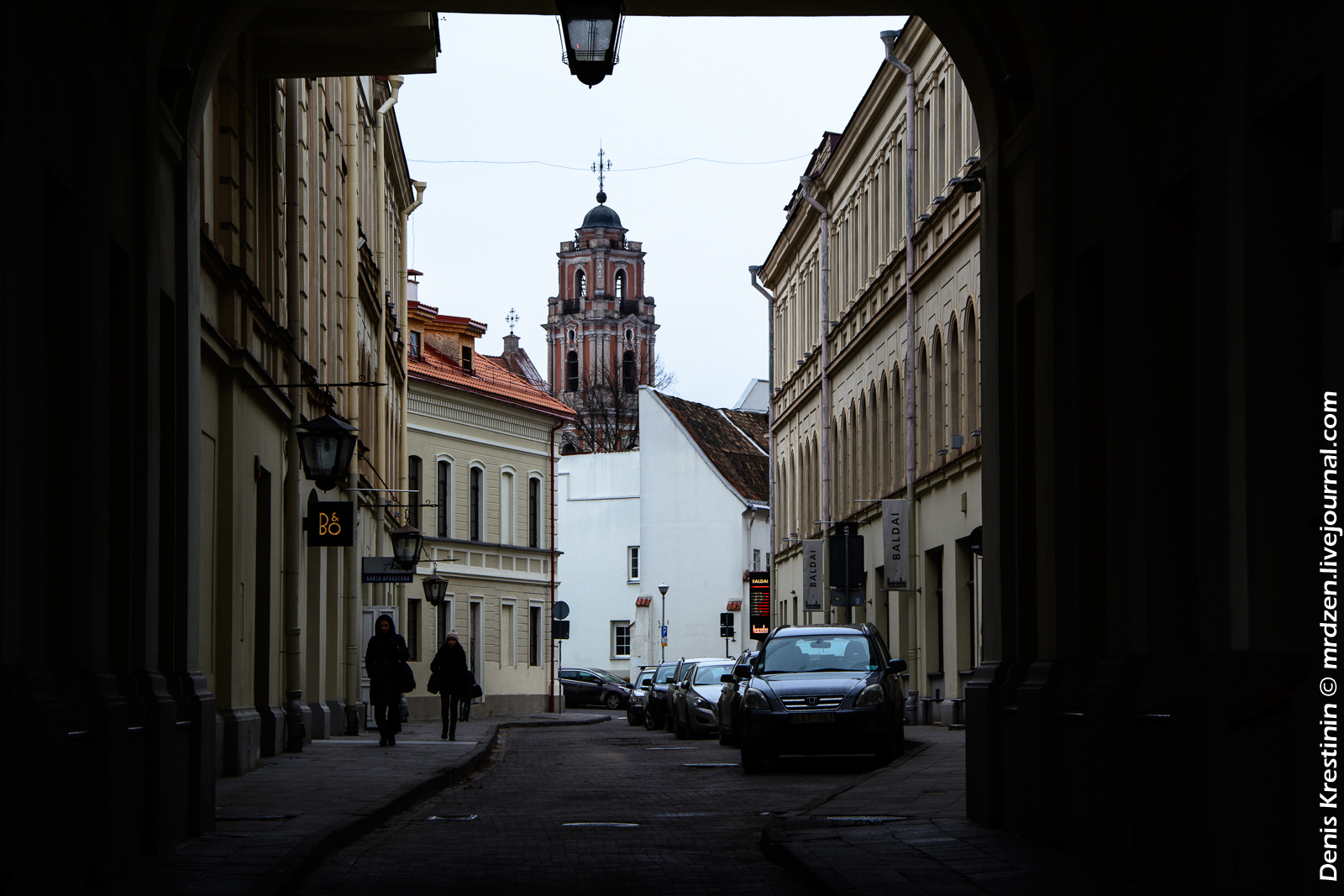 Вильнюс. Старый город.
