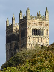 Durham Cathedral, West Towers