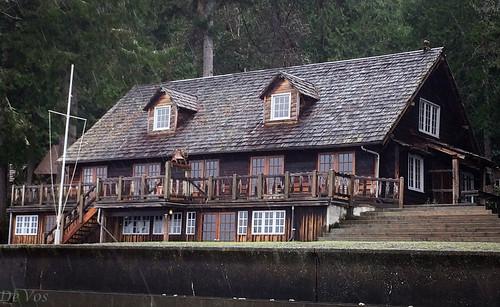 Camp Robinswold lodge