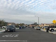 similar neighborhood pattern