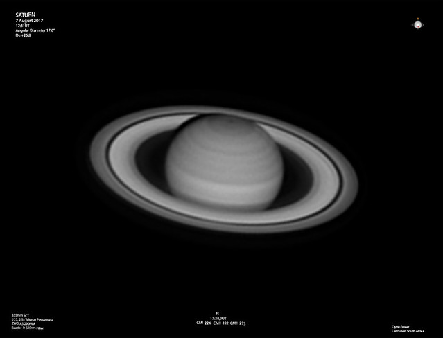 Saturn 07082017 1731UT IR C Foster