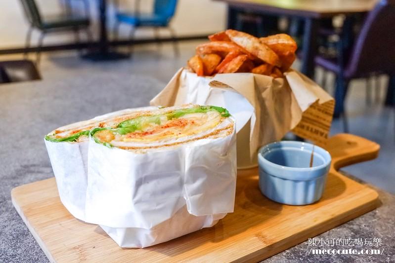 公館美食,窩巷弄菜單,公館餐廳,公館咖啡館 @陳小可的吃喝玩樂