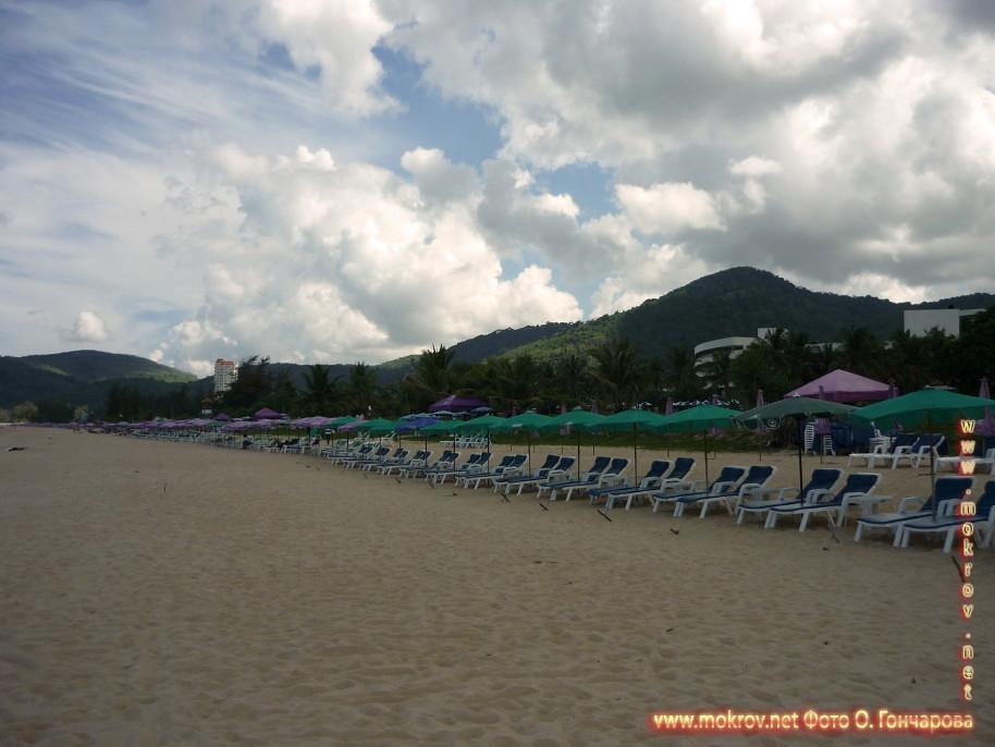 Пляж Карон - Таиланд фоторепортажи