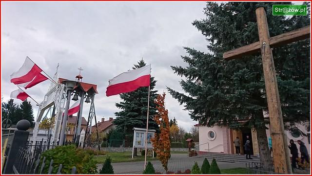 Obchody Święta Niepodległości w Strażowie