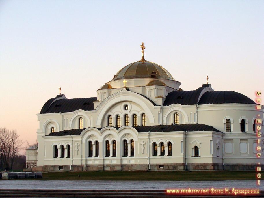 Город Брест на юго-западе Белоруссии в этом альбоме фотоработы
