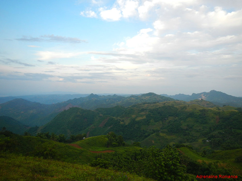 Mountains and hills of Central Cebu