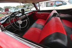 1957 Fairlane interior