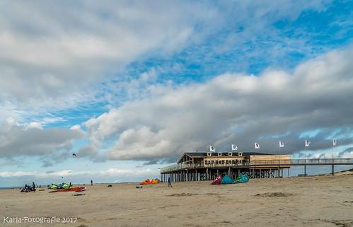 Beachclub Sea at the Brouwersdam...