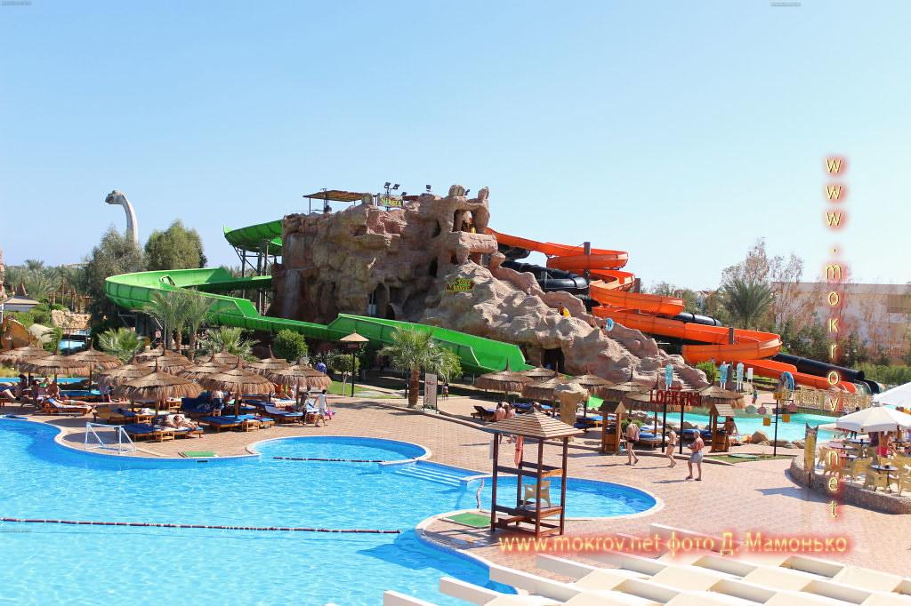 Шарм-эш-Шейх — город-курорт в Египте живописные фотоискусства