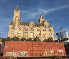 Union station hotel, Nashville, TN
