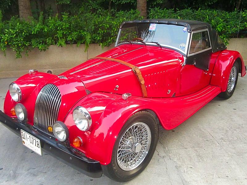 Pattaya Classic Car show