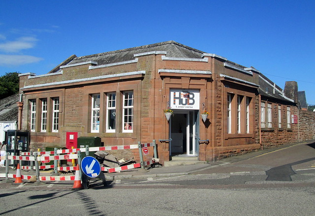 Former Post Office, Kirkcudbright