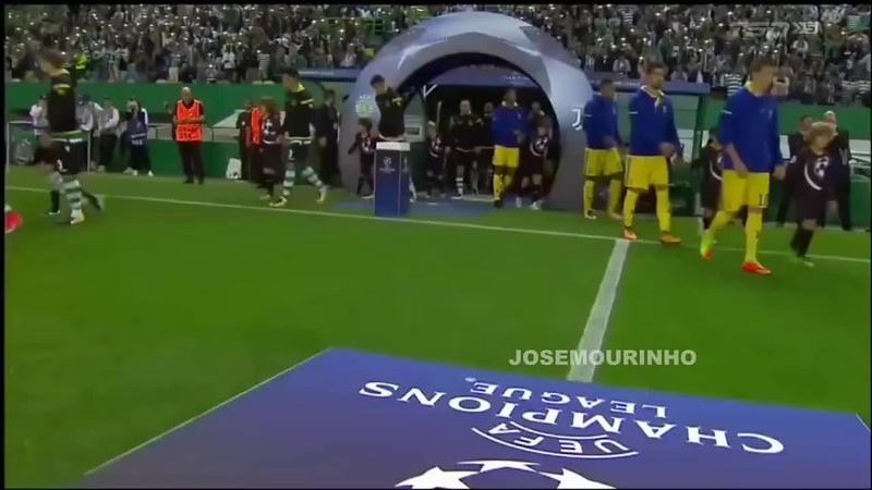 Sporting CP vs Juventus 1-1 All Goals & Highlight Extended (UCL) 2017-18