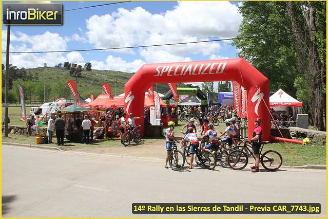 14º Rally en las Sierras de Tandil - Previa