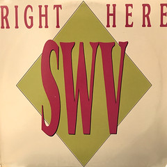 SWV:RIGHT HERE(JACKET A)
