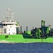 Ships on the Tees-Scheldt River-2