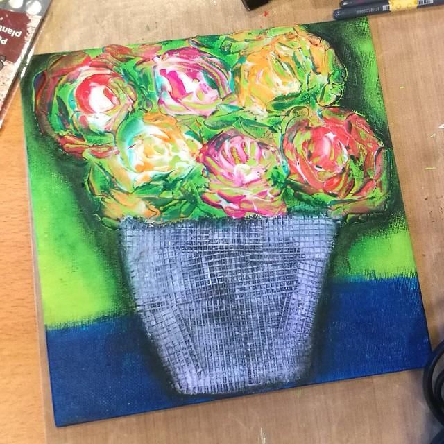 rose experiment