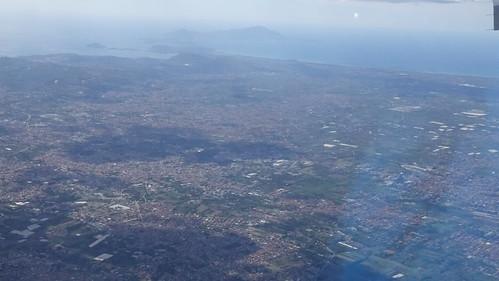 Rückflug Neapel-München