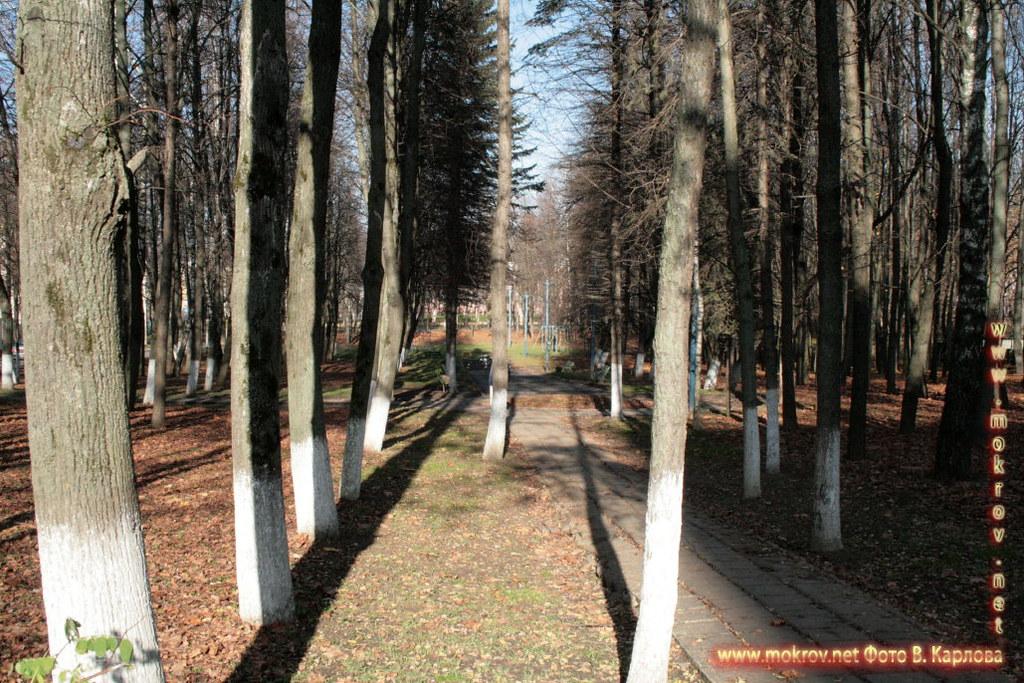 Город Чехов фотоснимки достопримечательностей