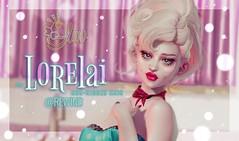 .Olive. the Lorelai Hair @ Rewind 40's