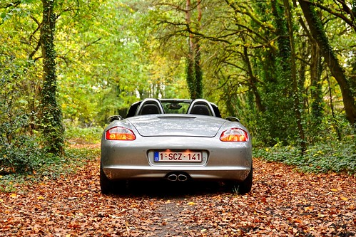 Autumn back Boxster | by toinelenssen