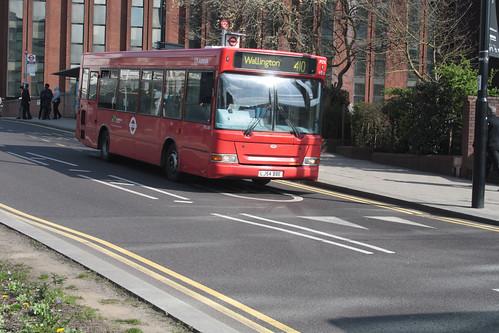 Arriva London PDL100 LJ54BBE